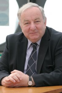 Georges Foulkes, formand for AGE i Skotland